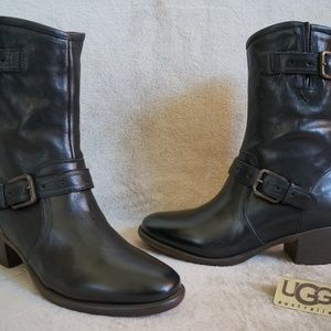 UGG ITALIAN COLLECTION CONCHETTA BOOTS